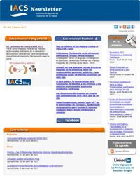 Boletín IACS