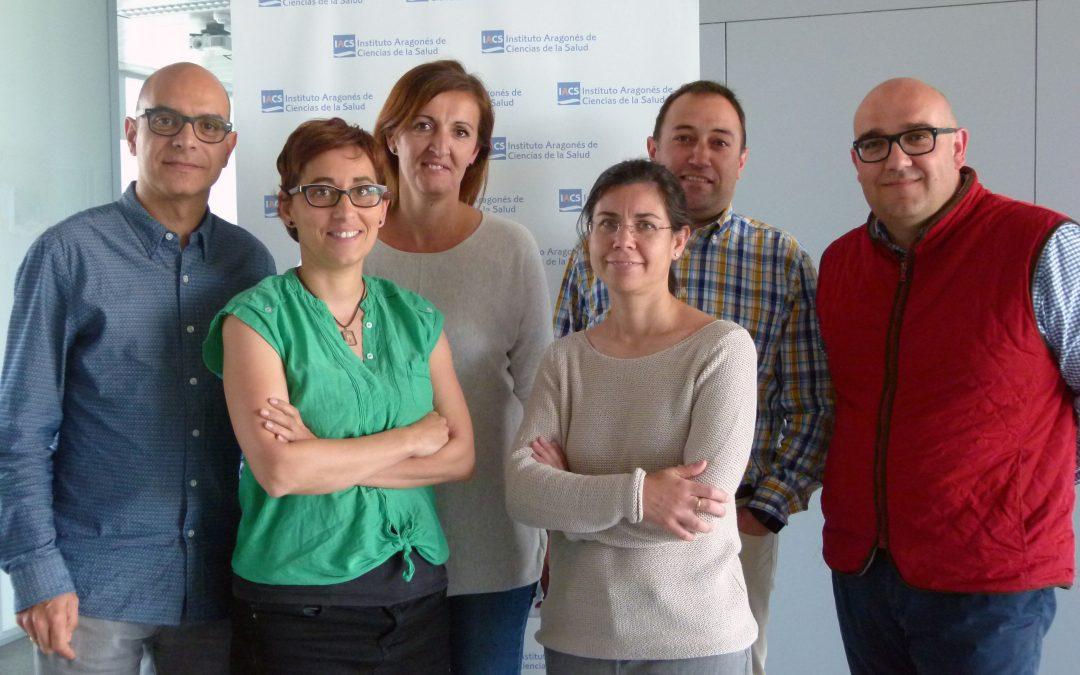Profesionales del centro de salud de Andorra participan en la primera sesión clínica de la provincia de Teruel