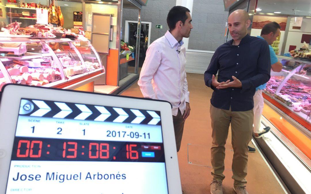 José Miguel Arbonés, de ADIPOFAT, el miércoles 18 en En Ruta con la Ciencia