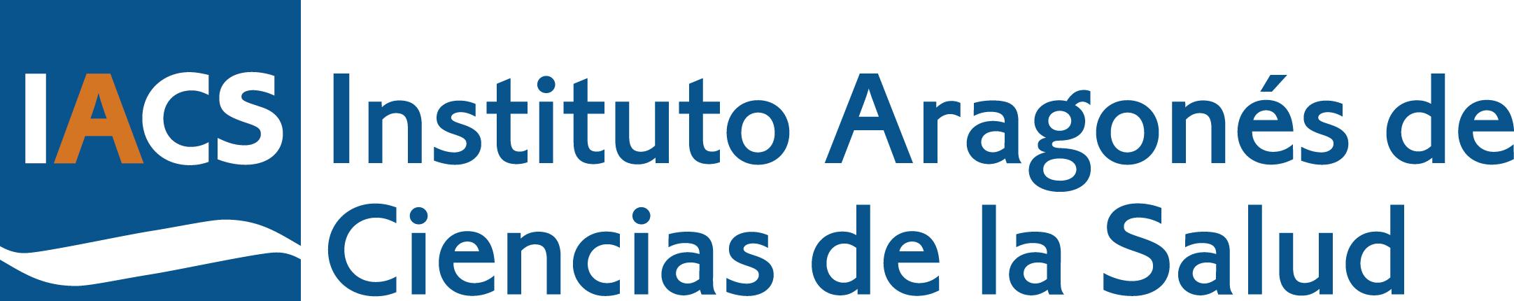 Logo IACS · Fondo blanco
