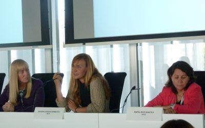 Profesionales de toda España acuden a la Jornada REGIC, en el CIBA