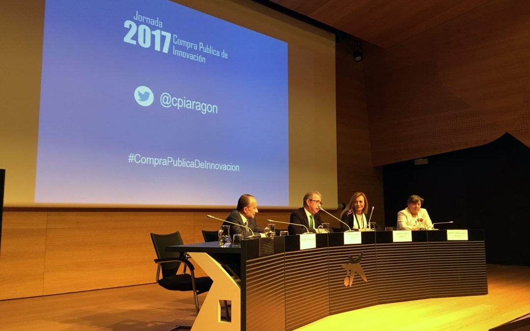 Empresas y administraciones españolas se interesan por el modelo de compra pública de innovación que se está llevando a cabo en Aragón