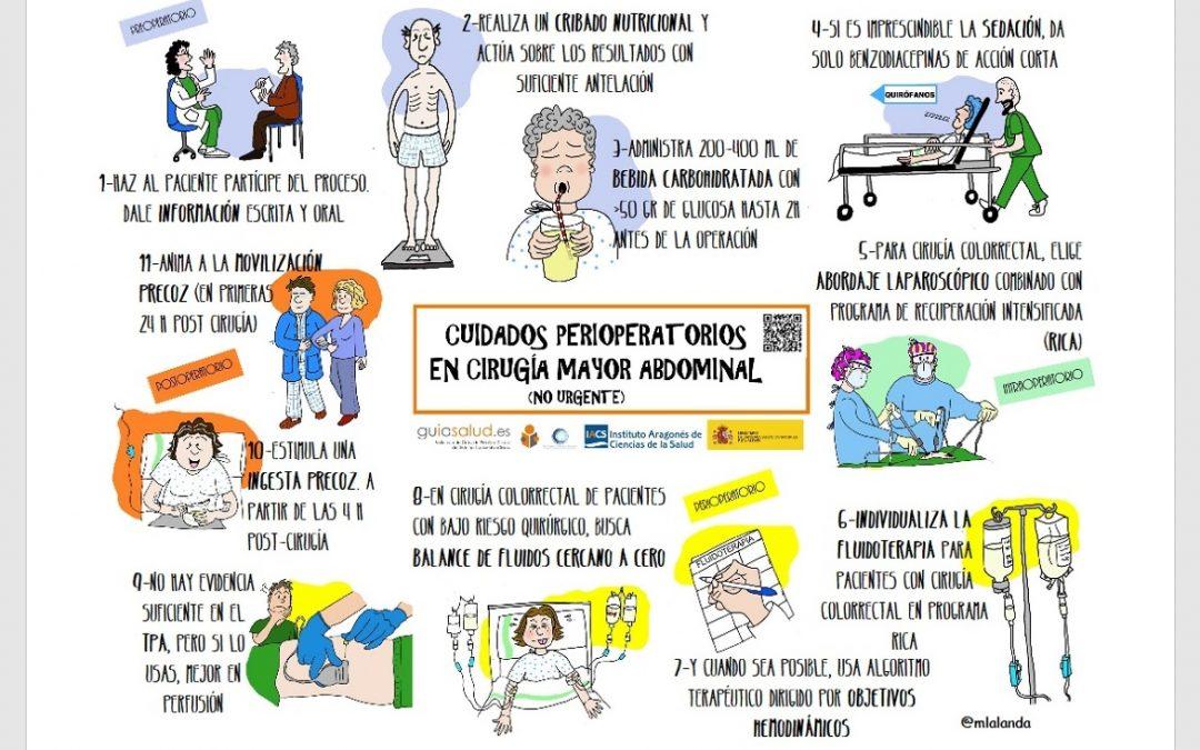 El IACS innova en la difusión de las guías de práctica clínica de GuíaSalud