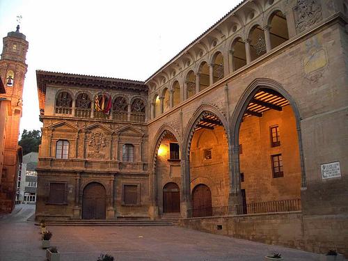 Arranca en Alcañiz la ruta IACS por Aragón