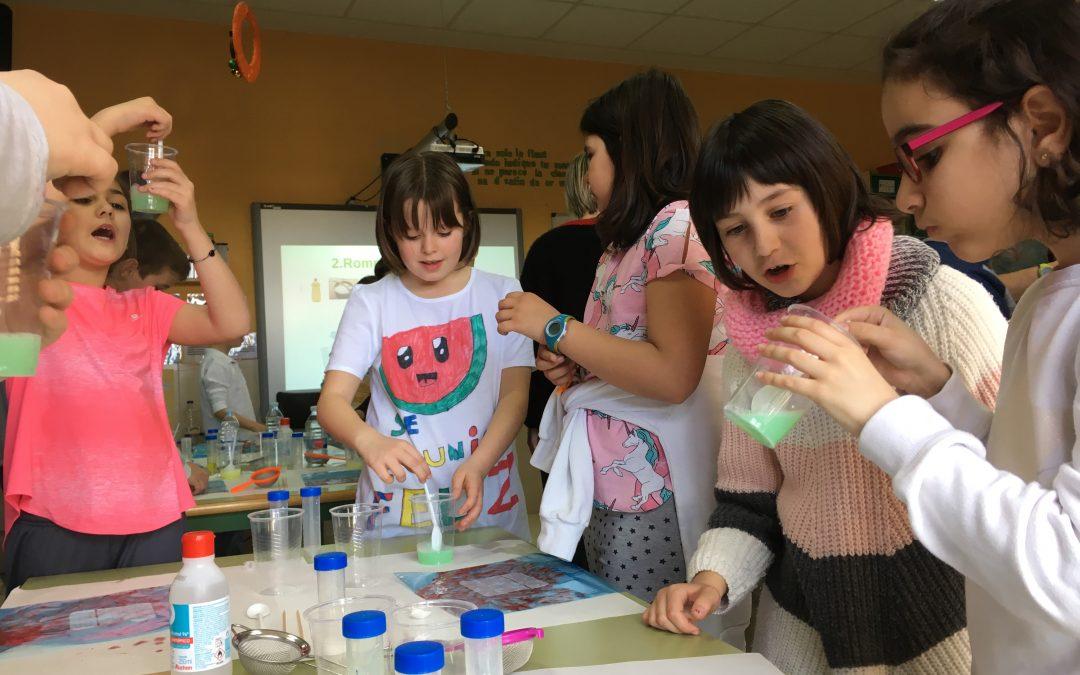 Los alcañizanos profundizan en la investigación biomédica con el programa ciencIACS