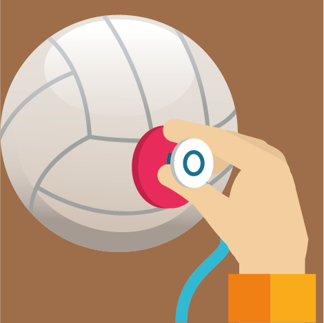 Soporte vital básico y primeros auxilios en el deporte