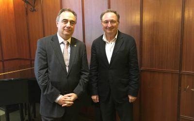 Los avances en ingeniería biomédica en Aragón, a la vista en las Jornadas de Calidad en Salud