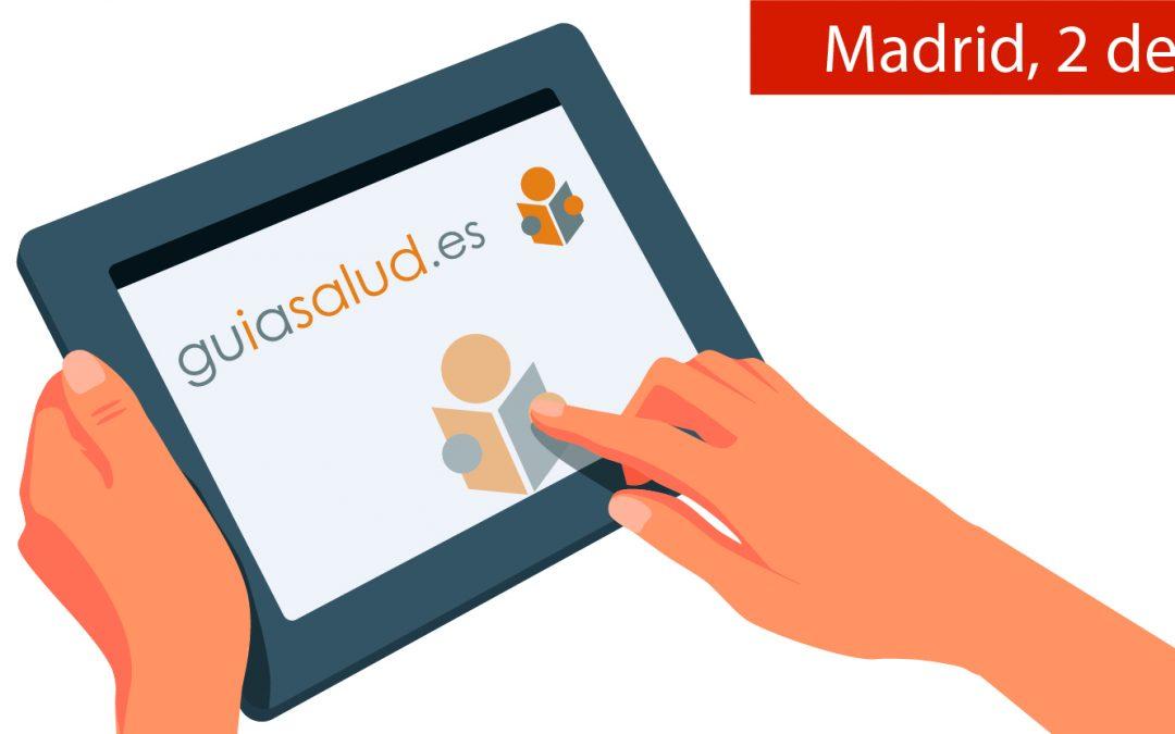 Profesionales sanitarios de toda España, convocados a la jornada científica de GuíaSalud el día 2 de octubre en Madrid