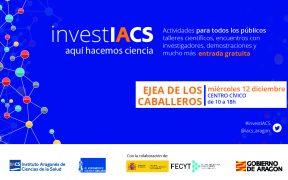 Más de 150 ejeanos ya han confirmado su asistencia a la última etapa de InvestIACS ¡Aquí hacemos ciencia! de 2018