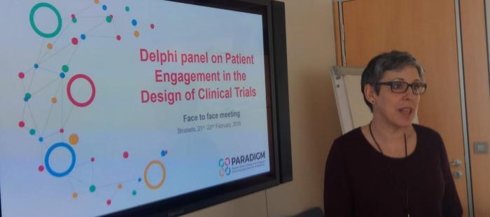 Expertos europeos y norteamericanos se reúnen en Bruselas para reflexionar sobre la participación de los pacientes en el desarrollo de nuevos fármacos