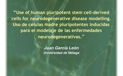 El uso de células madre y su aplicación en neurodegenerativas, tema central del StemCells del 4 de abril