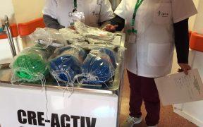 El Hospital San Jorge pone en marcha un proyecto piloto para mejorar la recuperación de sus pacientes a través del ocio