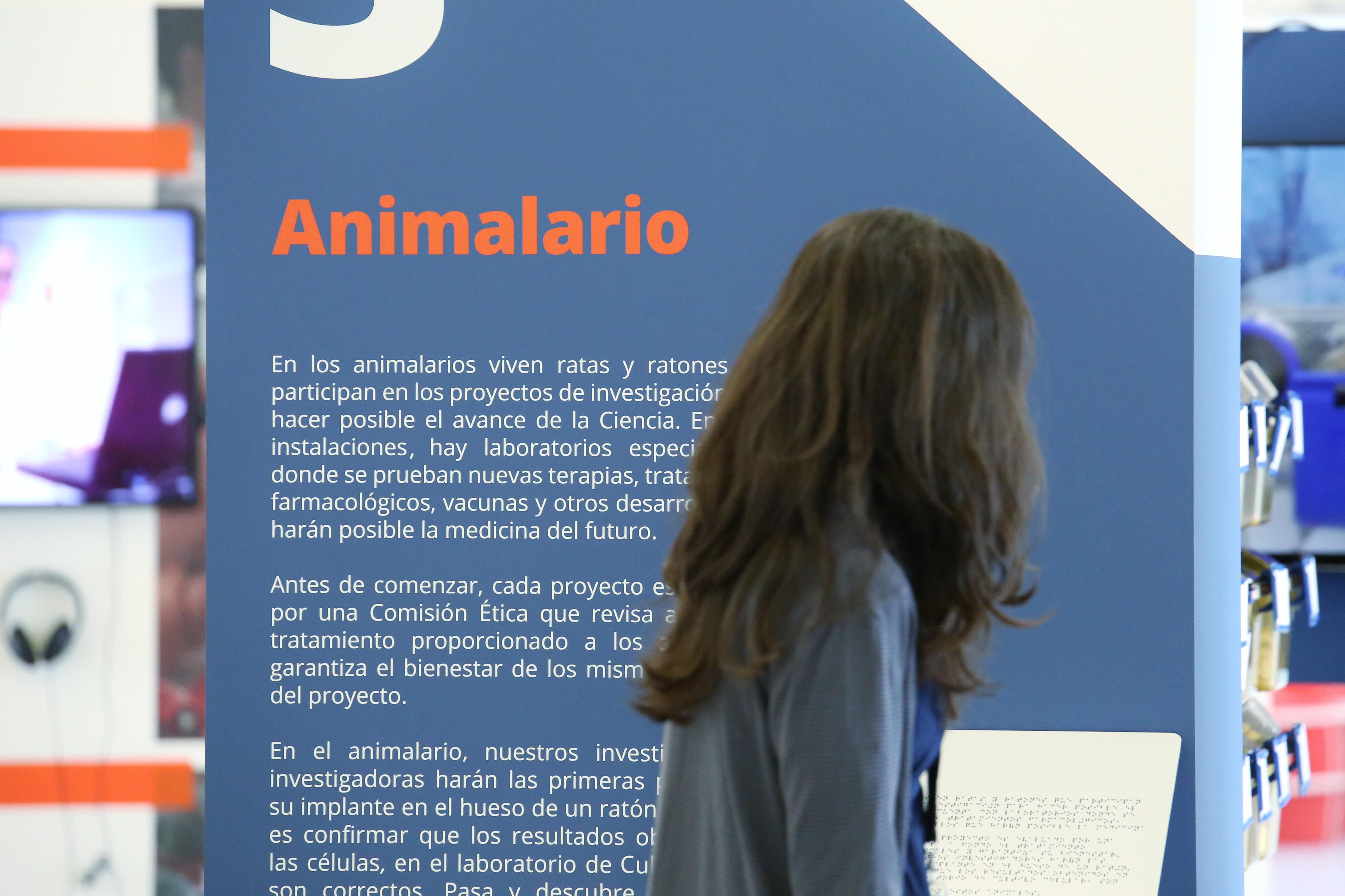 Inauguración Ciencia con Sentido_ Foto Carlos Taberna10
