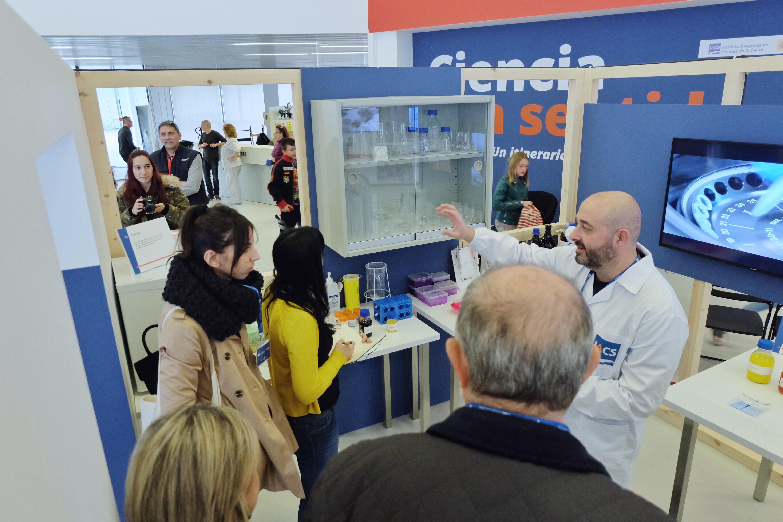 Inauguración Ciencia con Sentido_ Foto Carlos Taberna20
