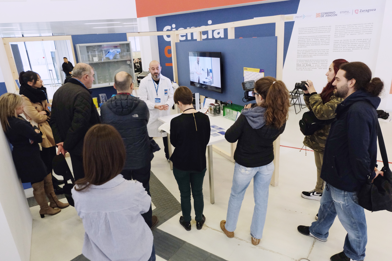 Inauguración Ciencia con Sentido_ Foto Carlos Taberna21