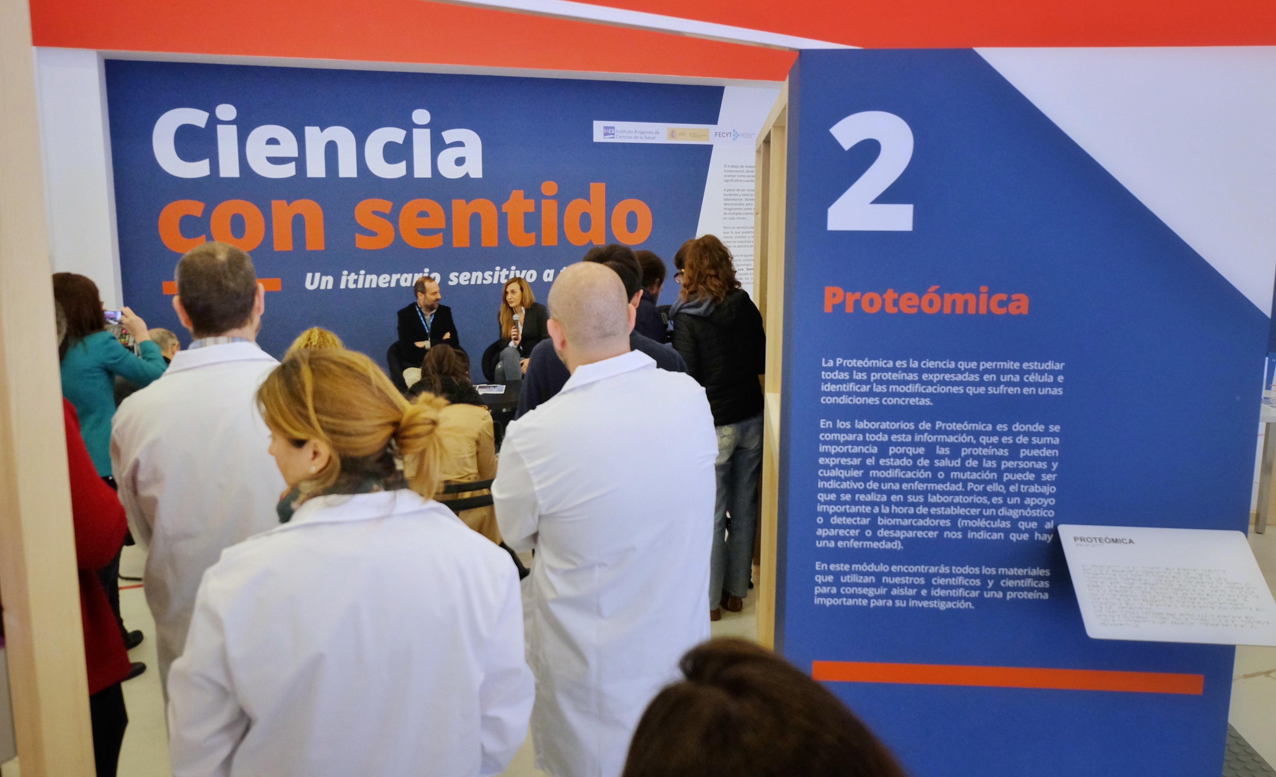 Inauguración Ciencia con Sentido_ Foto Carlos Taberna3
