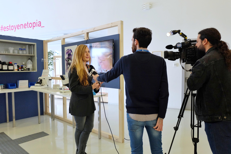 Inauguración Ciencia con Sentido_ Foto Carlos Taberna4