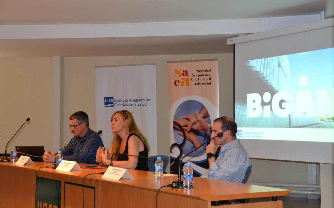 BIGAN Gestión Clínica contribuye a que los sanitarios de Aragón identifiquen áreas de mejora a través de los datos