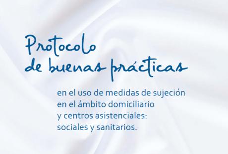 El Gobierno de Aragón actualiza el Protocolo de Buenas Prácticas sobre cuidados en el ámbito domiciliario y centros asistenciales