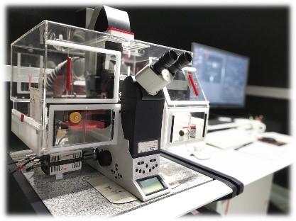 Up-grade en el sistema de Microscopía Widefield Time-Lapse