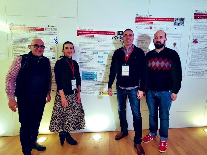 El proyecto inDemand en Aragón, mejor póster de la Asamblea Anual de Itemas