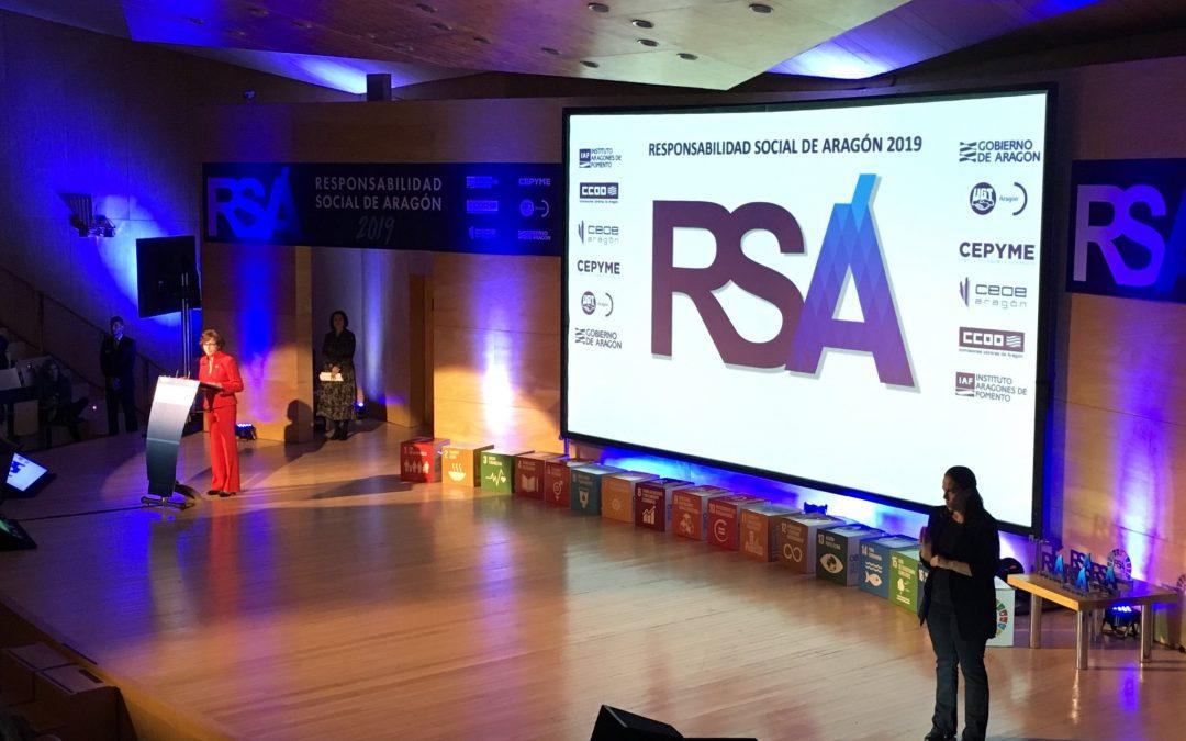 El IACS refuerza su compromiso social con el tercer sello RSA