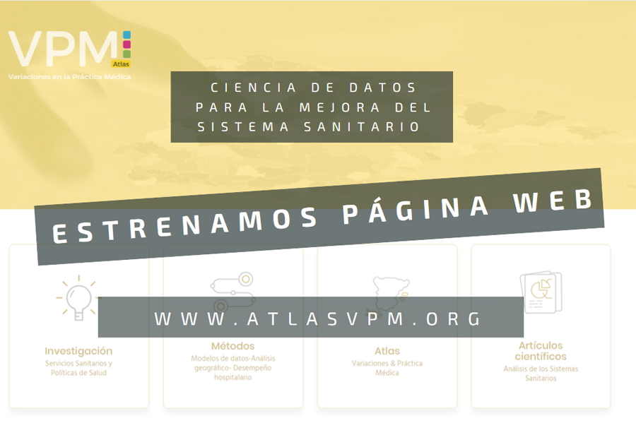 Atlas VPM estrena nueva página web