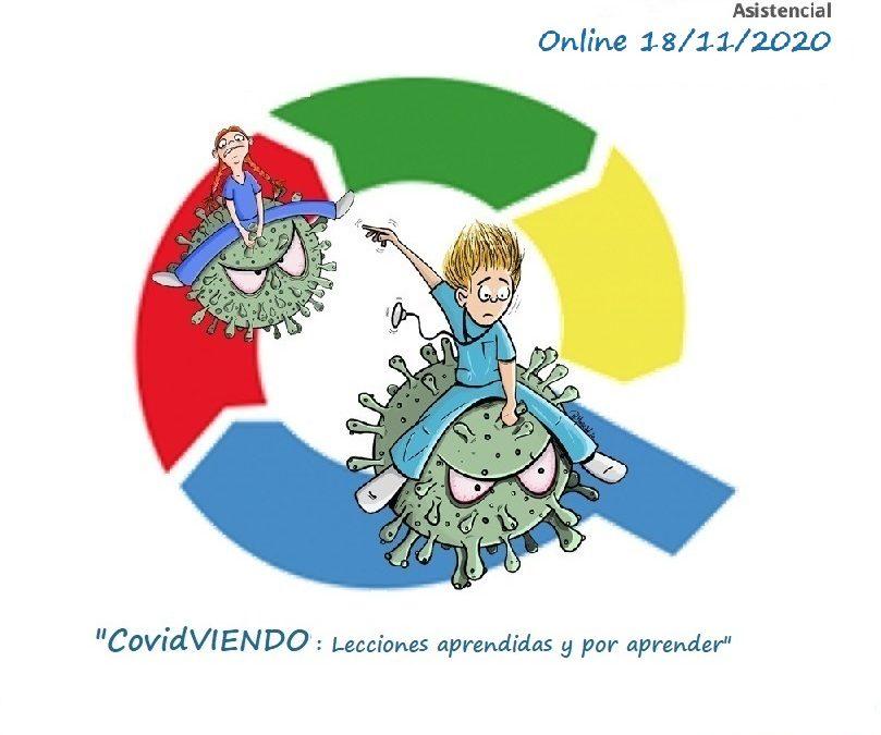 XVIII Jornadas Online de Trabajo sobre Calidad en Salud