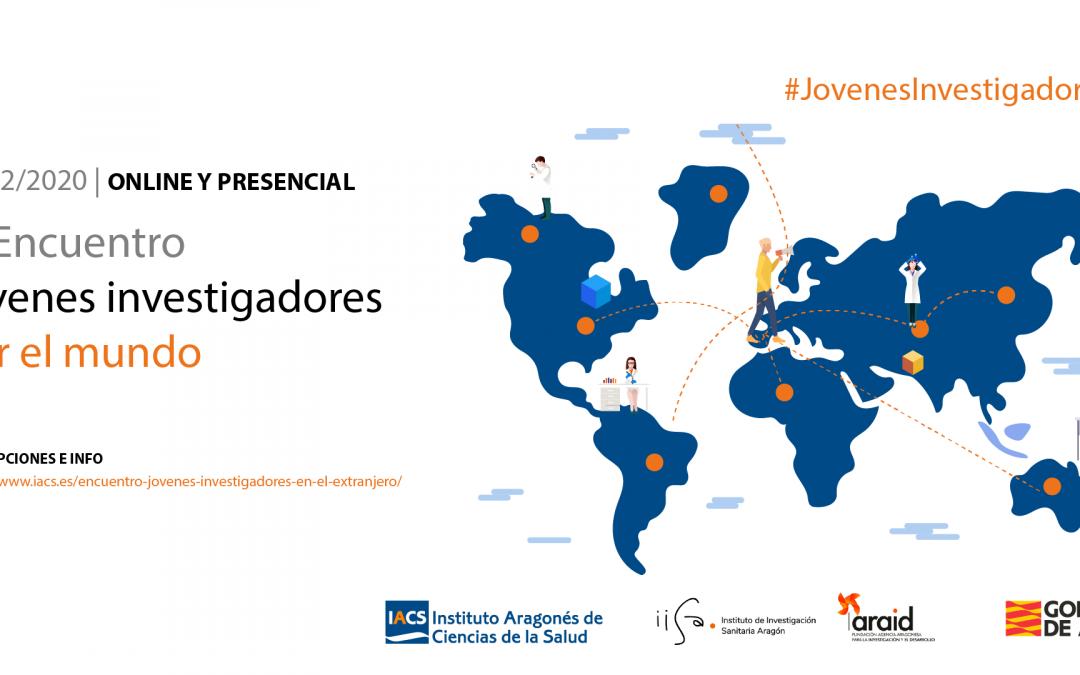 El 15 de noviembre, último día para  presentar candidaturas a ponente en el IV Encuentro de Jóvenes Investigadores por el mundo