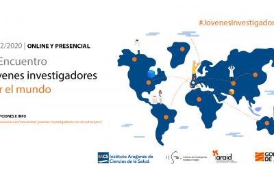 Abierto el plazo de inscripción al IV Encuentro de Jóvenes Investigadores por el mundo