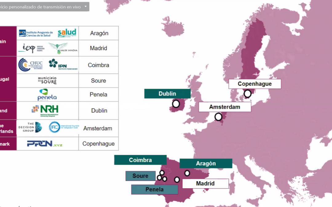 Más de 40 empresas muestran su interés en participar en el diseño del sistema de telerrehabilitación para las zonas remotas de Europa